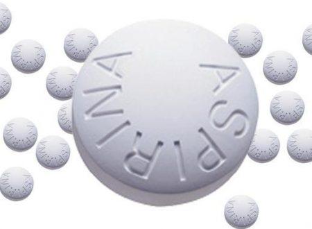 Aspirina pillola magica contro il cancro?