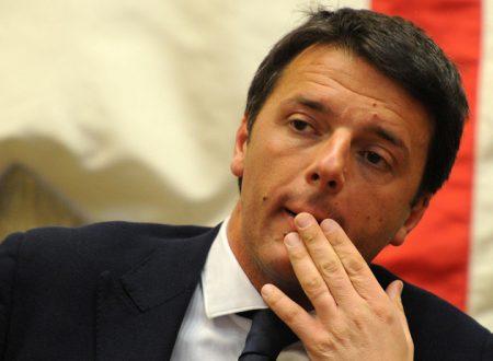 Renzi show alla direzione PD: tutto finisce a tarallucci e vino.