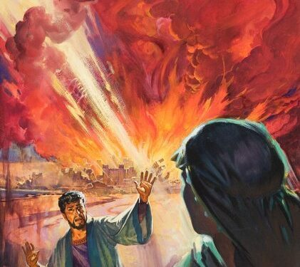 Ritrovati i resti della biblica Sodoma?