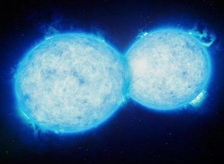 Stella binaria della Nebulosa Tarantola può diventare buco nero
