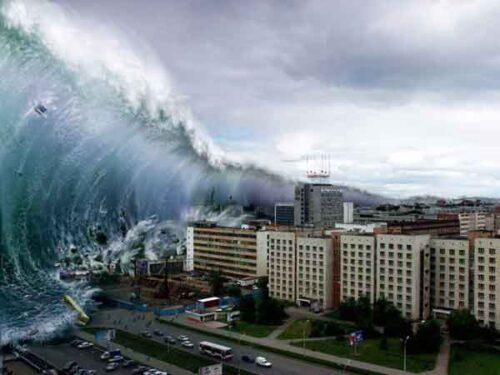 Antico mega tsunami spaventa gli scienziati