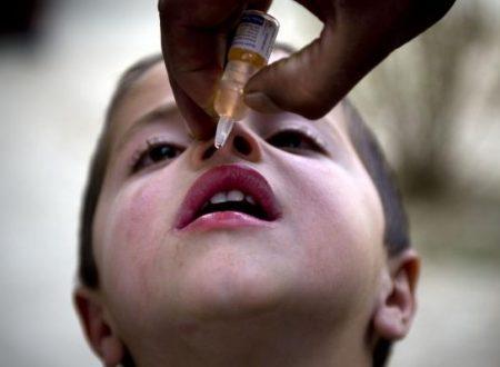 Vaccino antipolio: Ucraina vuole distruggere 3,7 milioni di dosi