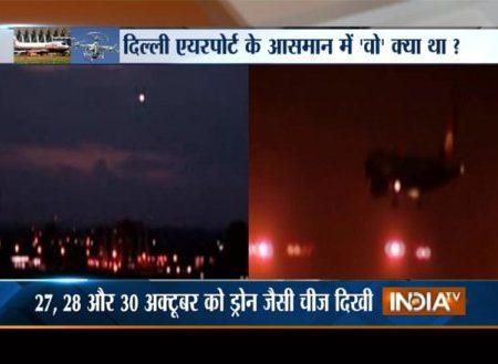 L'India distruggerà qualsiasi UFO ostile