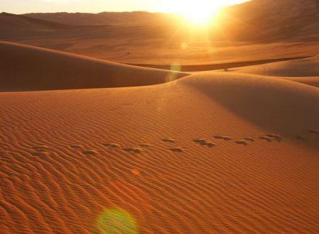 Scoperto antico fiume nel deserto del Sahara