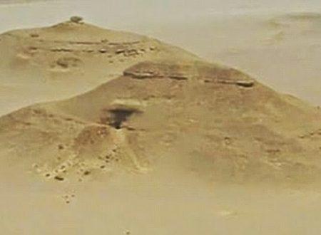 Le piramidi perdute di Abu Sidhum