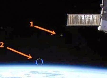 Avvistamenti UFO vicino ISS, gli alieni sono qui