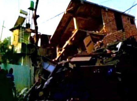 Un forte terremoto ha colpito stamattina il nordest dell' India