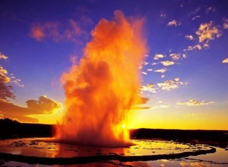 Il super vulcano Yellowstone potrebbe esplodere presto