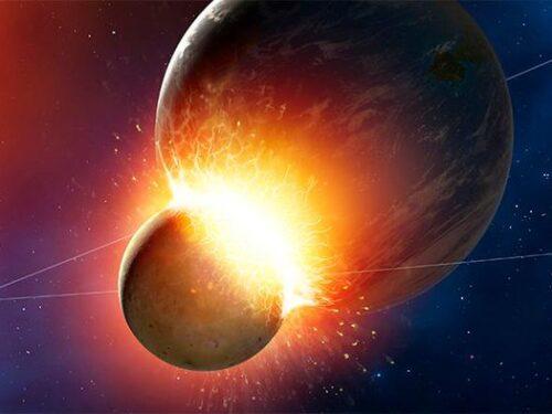 La Luna è nata dalla collisione della Terra col pianeta Theia