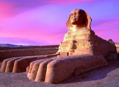 La Grande Sfinge: quello che non leggi sui libri di storia