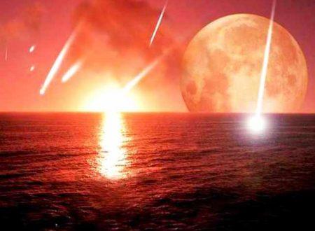 Una fitta pioggia di meteoriti ha colpito la Terra 780000 anni fa