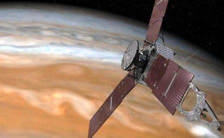 La sonda Juno si avvicina a Giove dopo quasi 5 anni di viaggio