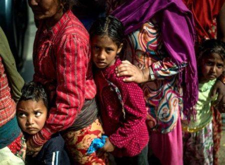 Bambini nepalesi venduti come schiavi nel Regno Unito