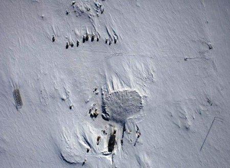Scoperto un nuovo grande lago subglaciale in Antartide