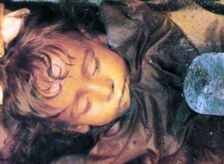 Rosalia Lombardo la bella addormentata