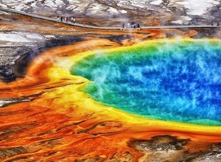 Allarme apocalisse: Yellowstone potrebbe esplodere nel 2016