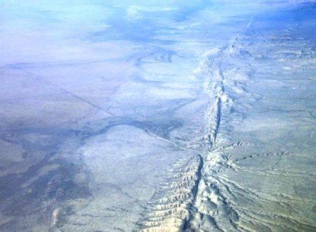La faglia di San Andreas in California sta per cedere