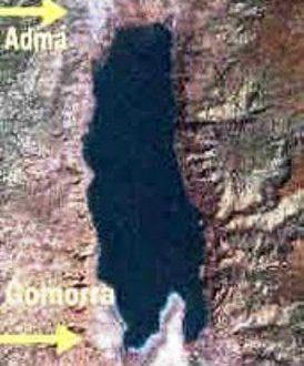 Sòdoma e Gomorra sono realmente esistite? Dove erano?