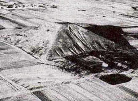 La misteriosa Grande Piramide Cinese