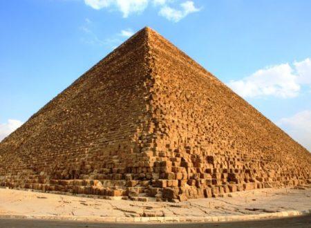 La piramide perduta d'Egitto è esplosa 12mila anni fa?