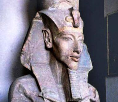 Tomba KV55: mistero sulla identità del faraone lì seppellito