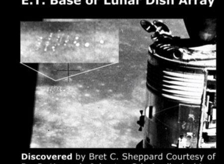 Basi aliene sulla Luna: altre foto e testimonianze