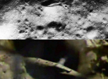 Apollo 20 e le strutture aliene sulla Luna