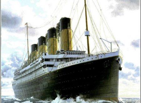 La tragedia del transatlantico Titanic, quale verità?