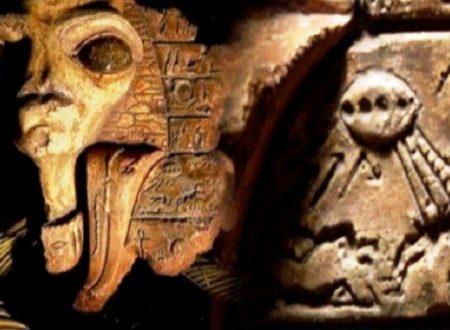 Artefatti alieni dell'antico Egitto scoperti a Gerusalemme