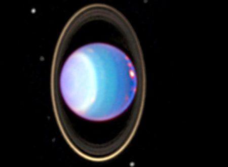 Sono state scoperte due nuove lune di Urano