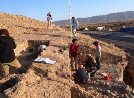 Scoperta in Iraq una antica città dell' Impero Accadico