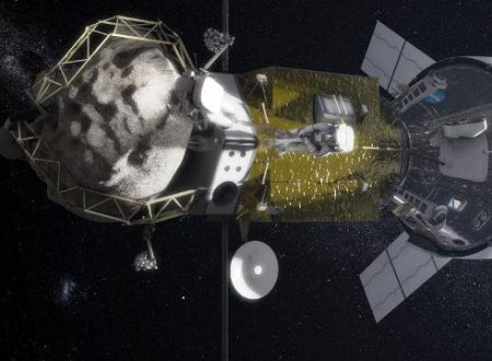Asteroid Redirect Mission: come cambiare orbita ad un asteroide