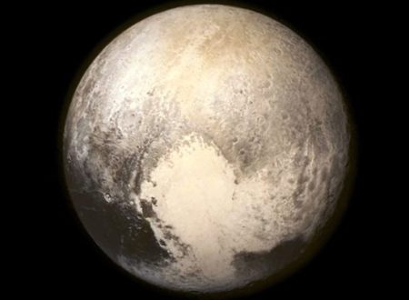 Plutone: scoperto un oceano sotto la superficie ghiacciata