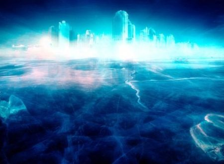 Atlantide: si trova sotto lo strato di ghiaccio dell'Antartide?