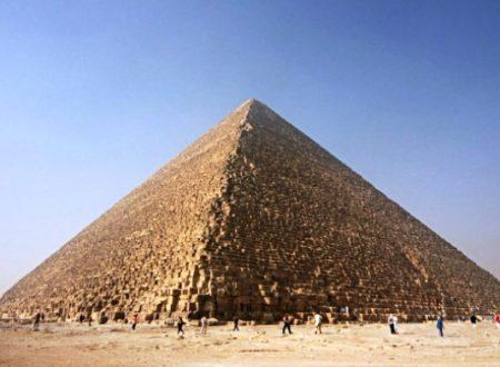 La Grande Piramide di Giza non è una tomba