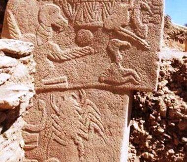 Antica scultura raffigura cometa che colpì la Terra nel 10.950 a.C.