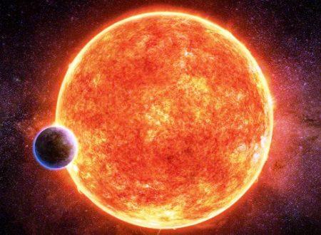 LHS1140b la super-Terra aliena potrebbe ospitare la vita
