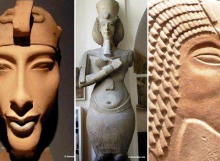 Una stirpe di antichi faraoni era ibrido alieno!
