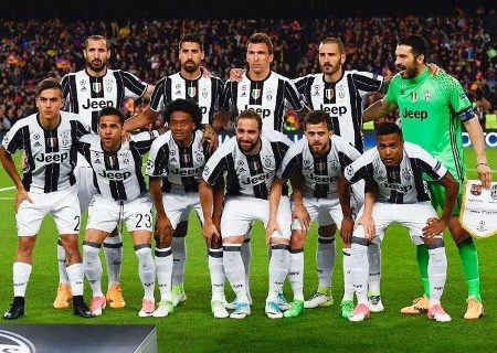La Juventus conquista la finale di Champions League