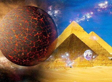 Nibiru apparirà a settembre secondo un codice nascosto nelle piramidi