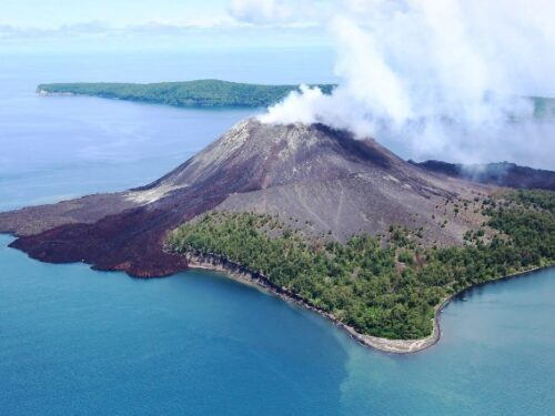Krakatoa quando la natura fa paura