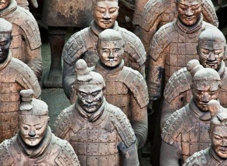 L' esercito di terracotta di Qin Shi Huang