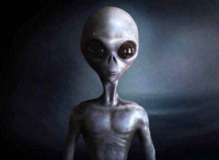 Ned l'alieno sepolto ad Aurora nel Texas