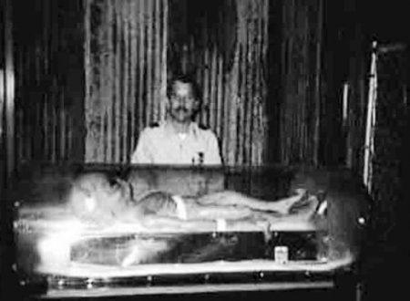 Louis Caparat  e la tomba di cristallo di Cheope