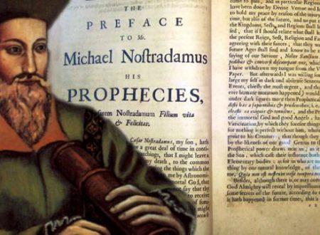 Nostradamus le previsioni per il 2018