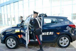 Hyundai ix35 Fuel Cell Carabinieri
