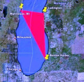 Triangolo Lago Michigan