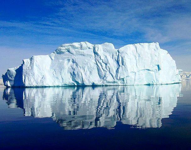 Iceberg antartico