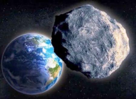 2017YZ4 un asteroide scoperto a Natale ci sfiorerà oggi