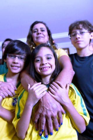 Famiglia 12 dita